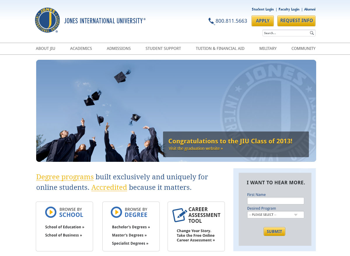 jones international university patricia batuna creating clean professional and easy to navigate marketing websites by producing rapid prototypes mockups of process flow page design layouts and